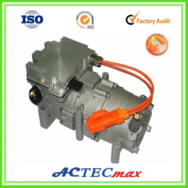 automotive electric air conditioning compressor electric car ac compressor