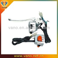 50cc 125cc 150cc Atv Dirt Bike Left Hand Hydraulic Brake Master Lever Switch
