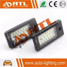 Super brightness LED License Plate Light for audi a6 license plate