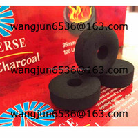 Tablet Bamboo Charcoal For Hookah Shisha Charcoal Manufacturers