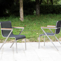 Batyline Patio Outdoor Furniture With Steel
