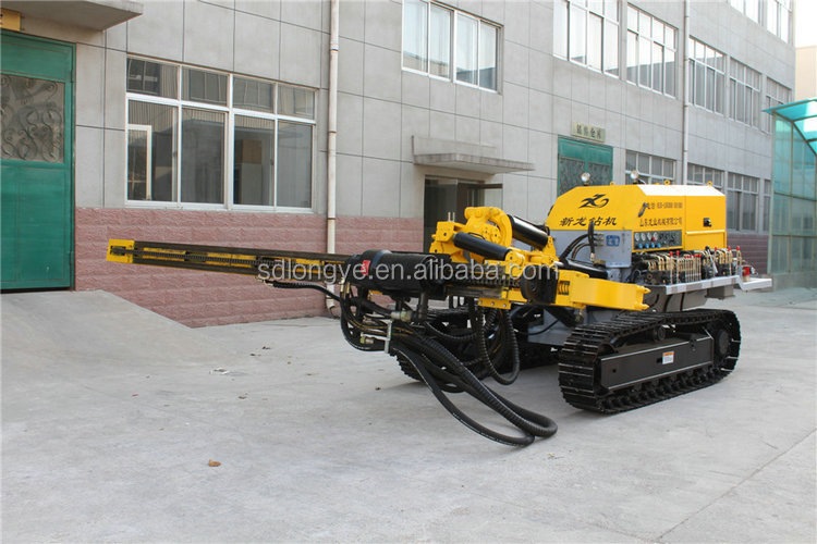 Cheap price easy Maintenance reliable compressed air rock drilling machine