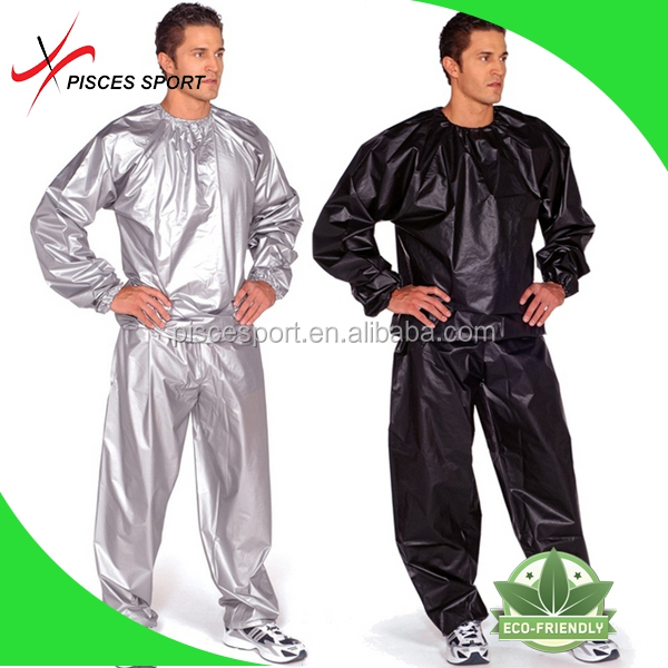 The Disposable neoprene exercise sauna suit