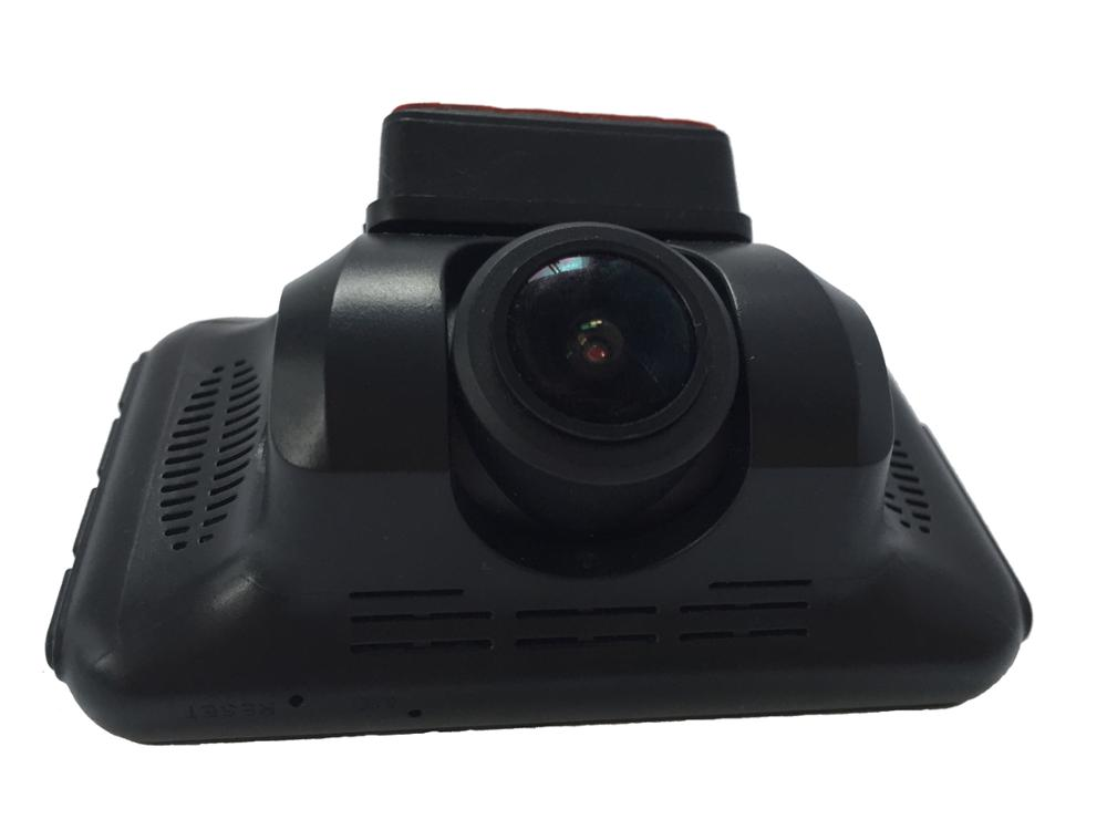 "3"" LCD HD 170 Wide Angle Camera Recorder Dash Cam 4K 30FPS, 1080P 60FPS with G-Sensor, WDR"