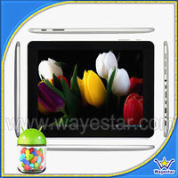 2012 best 9.7 inch android 4.1 dual core tablet pc
