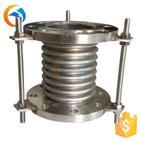 Reinforced Metal Corrugated Bellows Expansion Joint