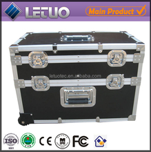 equipment instrument case aluminium tool case with drawers hair stylist tool case dog grooming tool box