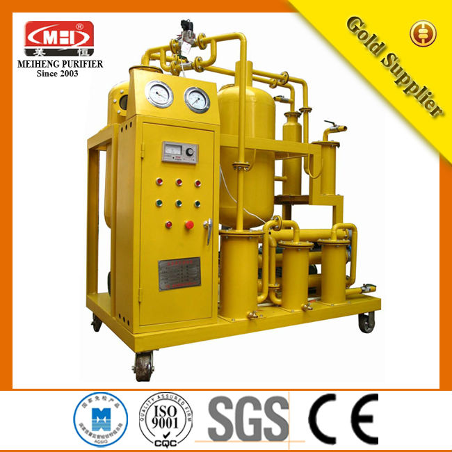 JZL Transformer Oil Regenerating Appropriative Vacuum Oil Recovery/crude oil centrifuge/transformer oil purification