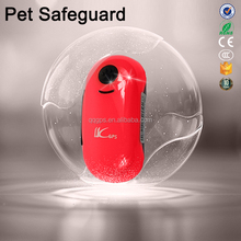 GPS Function and do not Screen Size LK100 Smart Pet GPS Tracker