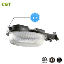 ETL DLC 42W 58W led country road light outdoor yard light dusk to dawn led barn light