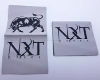 garment printed cloth woven label