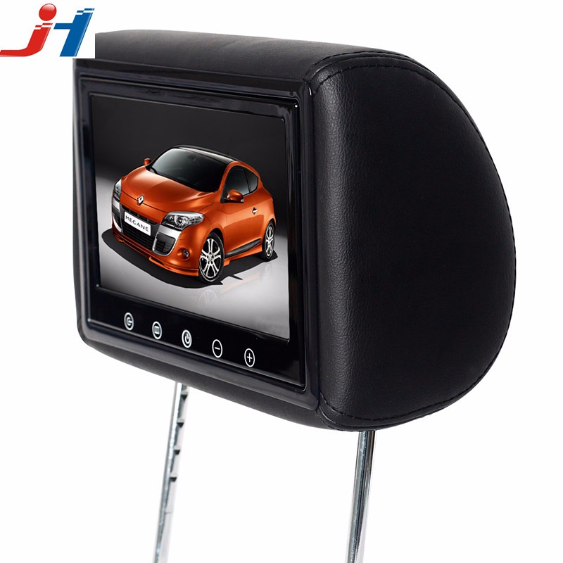 9inch headrest monitor hot sell auto spare parts car back seat TV for car