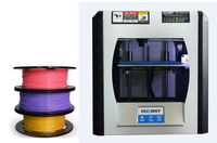 Schools Home Studio Designed Desktop 3D Printer Cheap Price Sale With 3.5Inch Color Touch LCD Screen