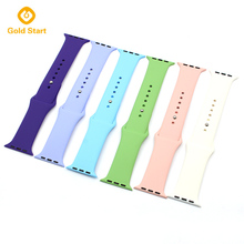 Fast Shipping Iwatch Accessories For Apple Smart Watch Strap Rubber