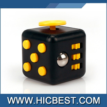 Fidget Cube Anti-Stress/Anti-anxiety and Depression Ball Toys for Teens and Adults, Easy Carrying Active Dice Stress Reliever