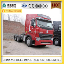 hot sale SINOTRUK Diesel wheel used left hand drive tractor truck