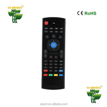 Mx3 Keyboard 2.4g Remote Control Qwerty Keyboard+air Fly Mouse+ir Remote Control For Haho Android Tv Box With Double Side