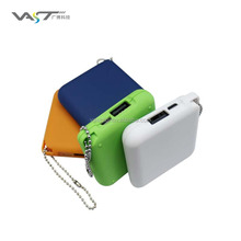 VPB-J033 2016 cheapest creative gifts mini square 1800mAh power bank mini power bank for samsung, iphone, xiaomin