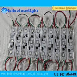 4pcs SMD5050 RGB LED DMX512 RGB LED module dot 3D video curtain pixel light wholelsale
