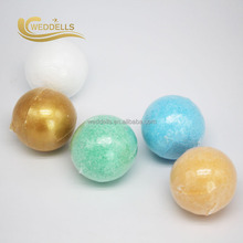 Custom vegan salt bath ball bombs for skin whitening