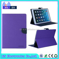 Wallet Leather Stand Case for ipad air, Folio Case with ID Card Slot for Ipad Air/5