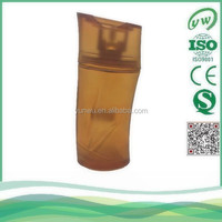 Best selling bamboo shaped glass perfume bottle for import