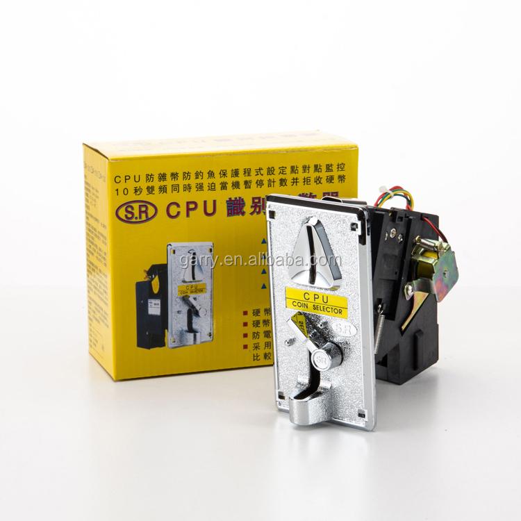 vending machine coin detection
