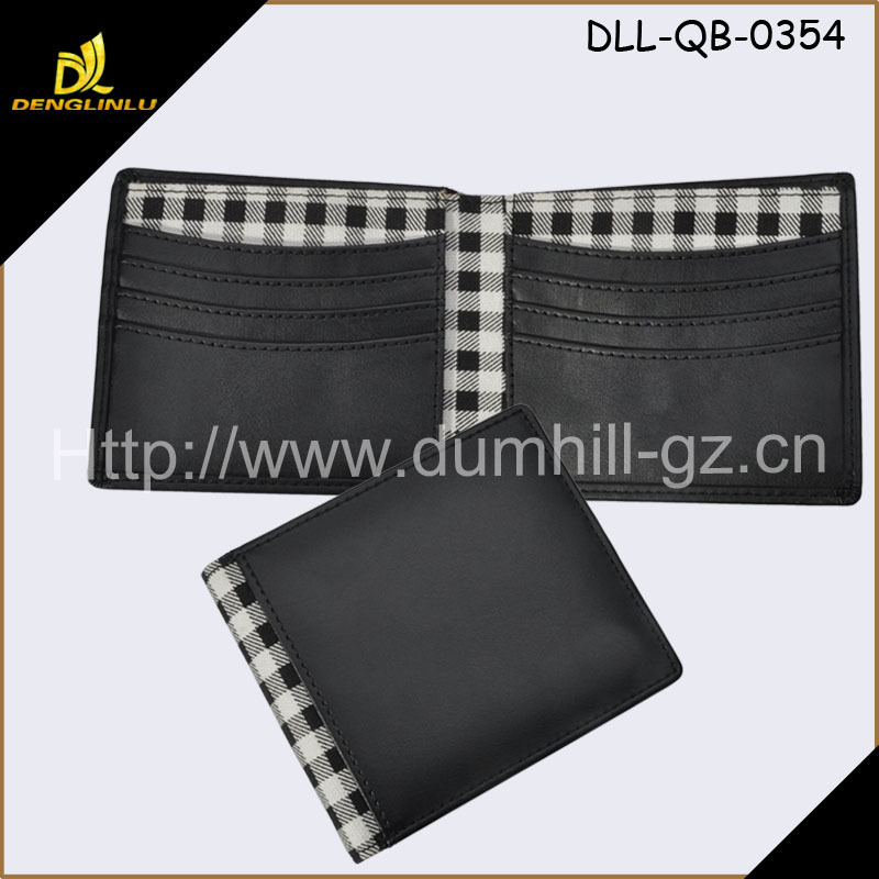 Europe Fancy Trendy PU Wallet For Young Boy