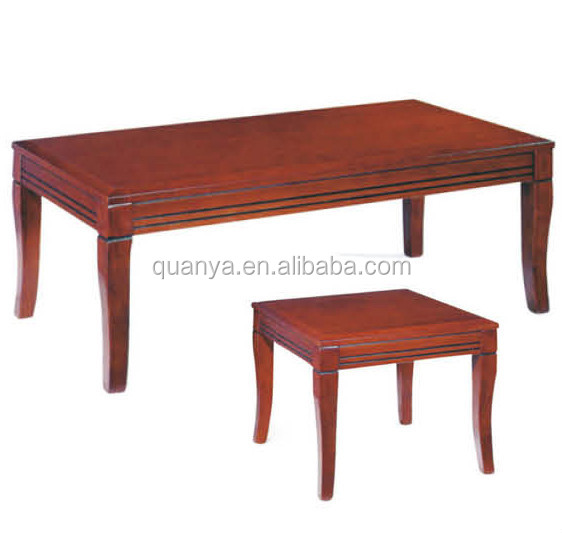 Traditional chinese wooden table for dining or tea