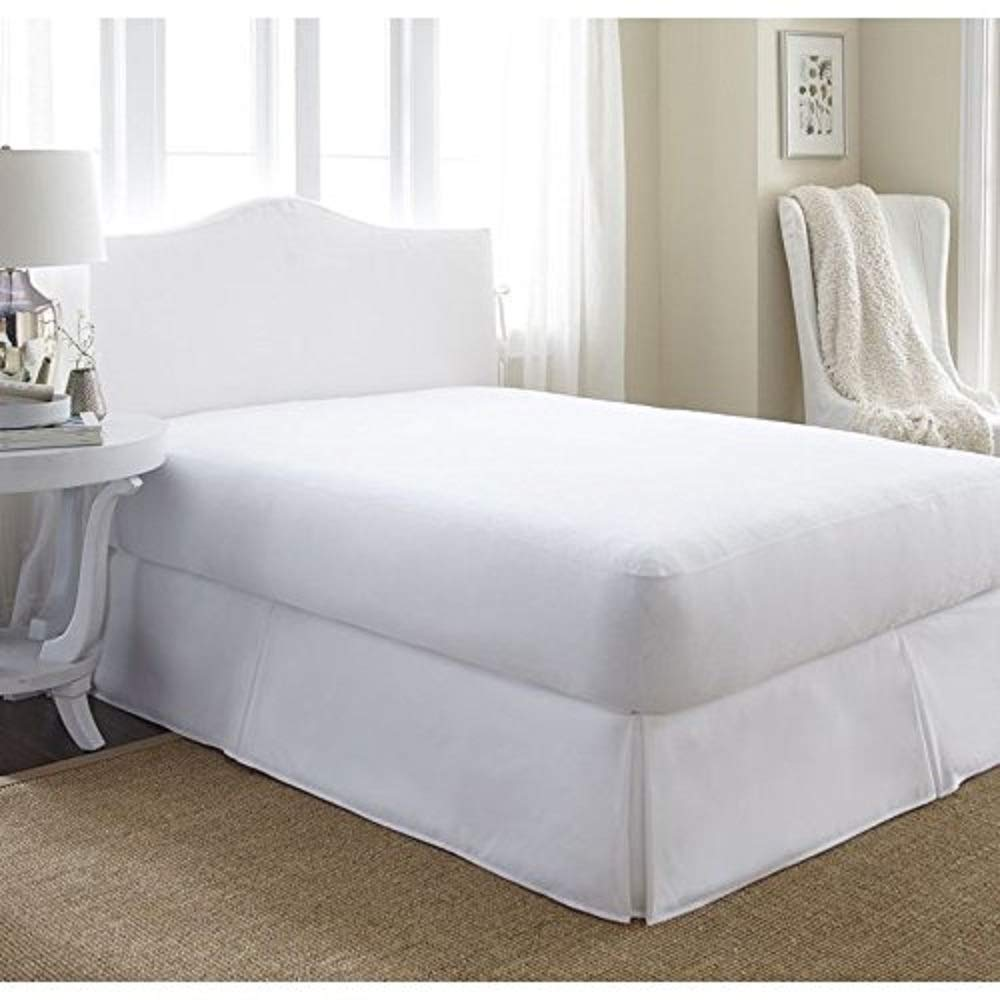 Bedcover Breathable Waterproof Mattress Protector Fitted Mattress Cover Soft Cotton - Jozy Mattress | Jozy.net