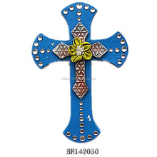 Gifts & Decor Lone Star Wall Cross Spiritual Inspirational Home Decor