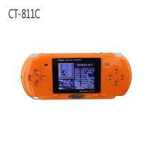 16 bit 2.7'' color screen handheld game player, portable game console