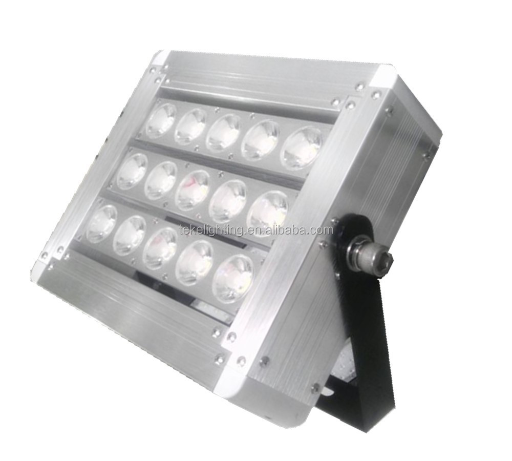 high power led football field flood light 150w meanwell power supply and bridgelux chip