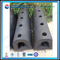 D Type Rubber Fenders for boat