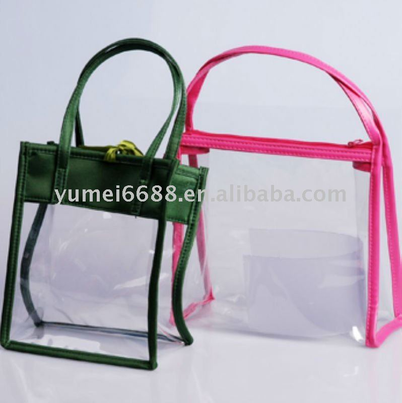 2011 nice pvc coated cotton bag