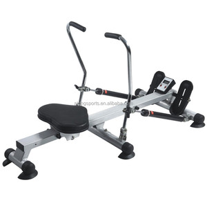 The Classic Fitness Tension Rower Hydraulic Cylinders Rowing Machine RM207 Home Gym Exercise Machine