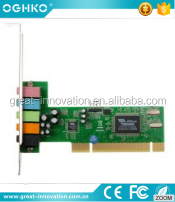 cmi8738 PCI sound card 5 channel