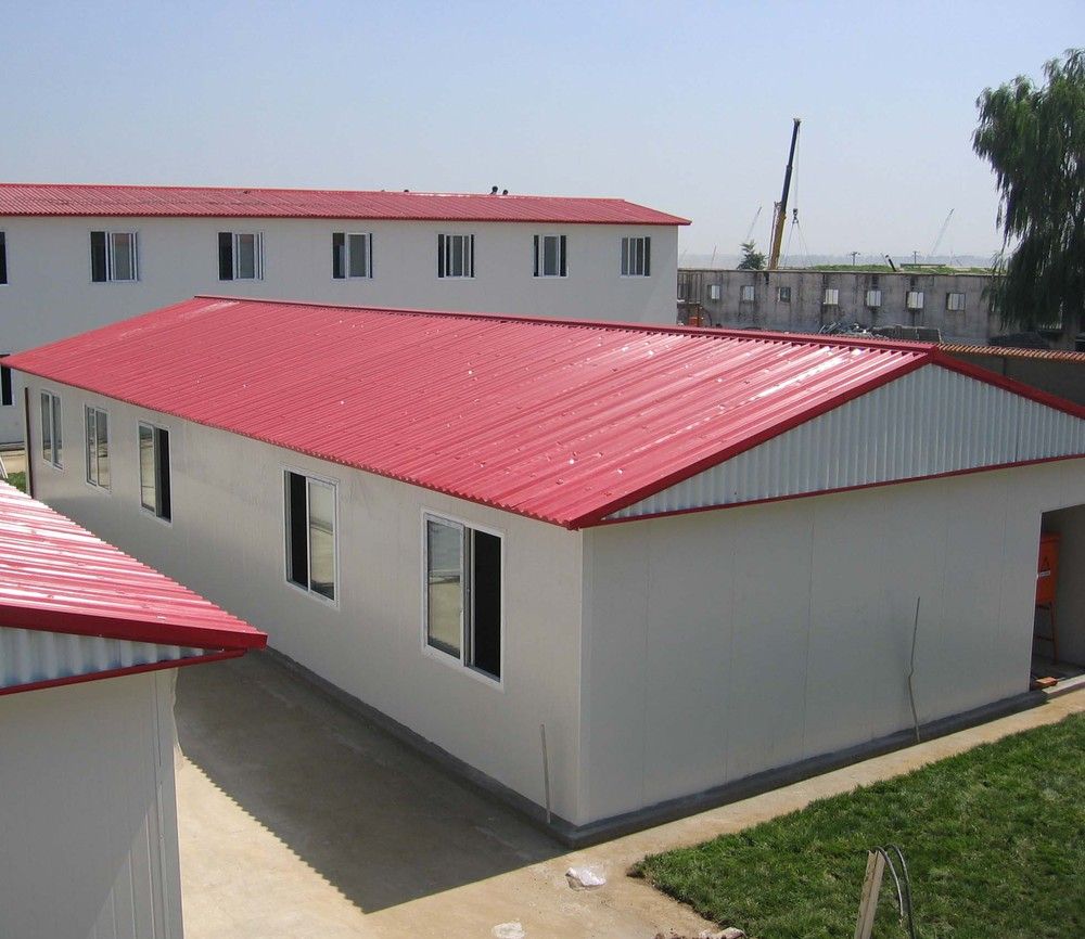 Hot Sale Prefabricated Container House with High Quality Made in China