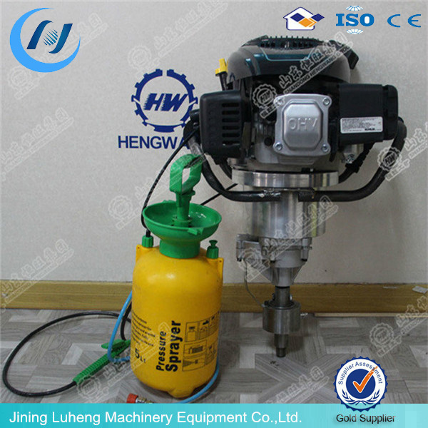 New designed professional and portable core sampling machine/portable drilling equipment with American quality