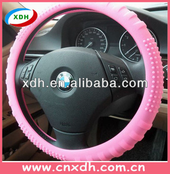 Decorative Car Steering Wheel Cover