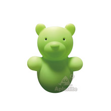 Green Bear Rechargeable Kids Bedroom LED Baby Night Light