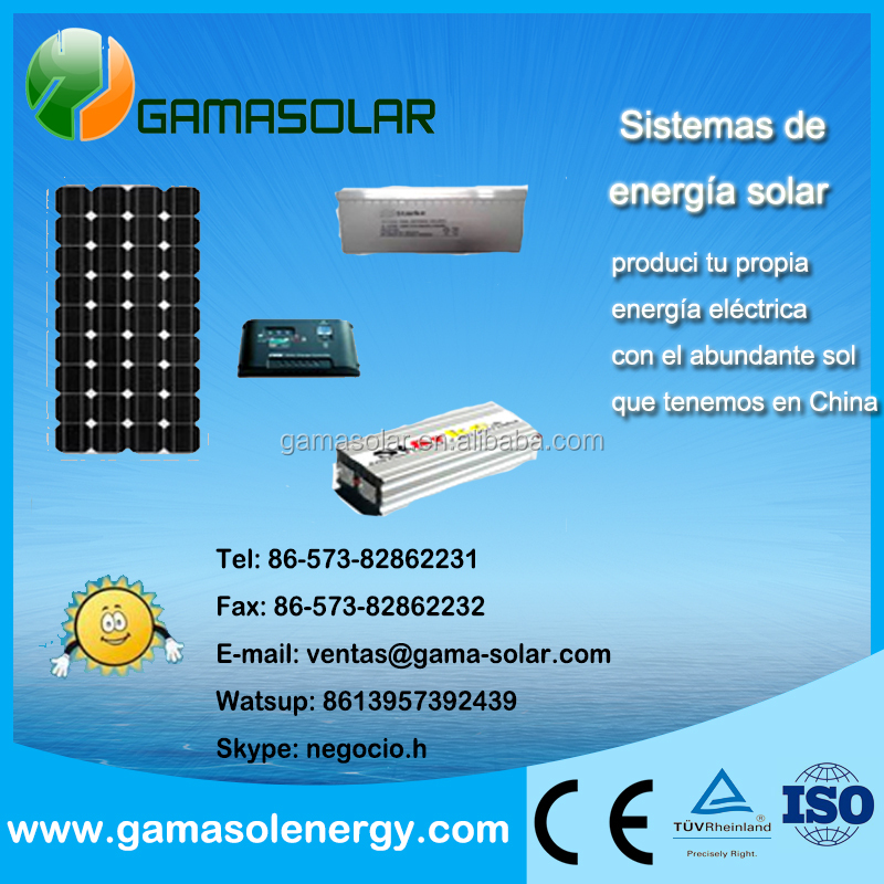 Price per watt of pv solar panel with inverter for 310w solar panel for Bahrain