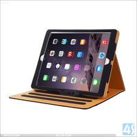 Popular design PU leather tablet case cover 12.9 inch for ipad pro