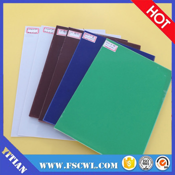 Factory Price of 1mm 1.5mm Waterproof High Density Polyethylene PE HDPE Plastic Sheet / Sheeting / Plate