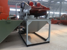 sand collecting system, sand collector