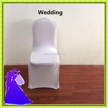2016 hot selling wedding party spandex lycra chair cover