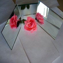 sheet mirror glass single back paint
