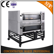 high quality CE ISO deck bread chimney cake pizza oven price