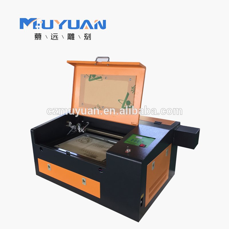 2017 hot sale KL-340 50w co2 laser cutter best quality