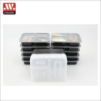 Wholesale 3 Compartment Take Away Microwave